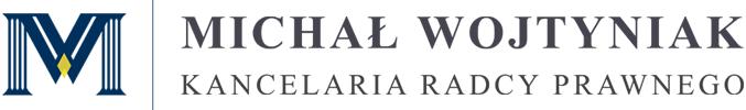 Logo Michał Wojtyniak